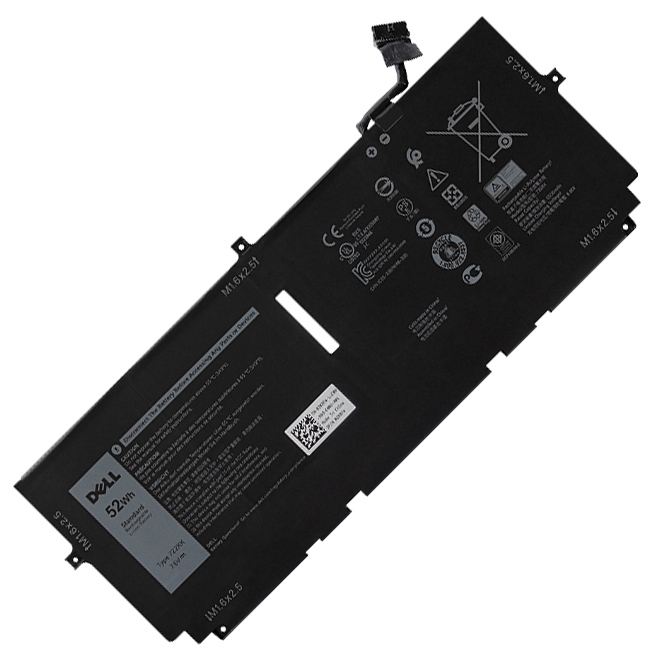 laptop battery for Dell XPS 13-9300