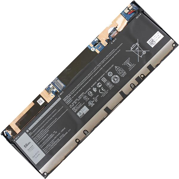 XPS 15 9500 Battery