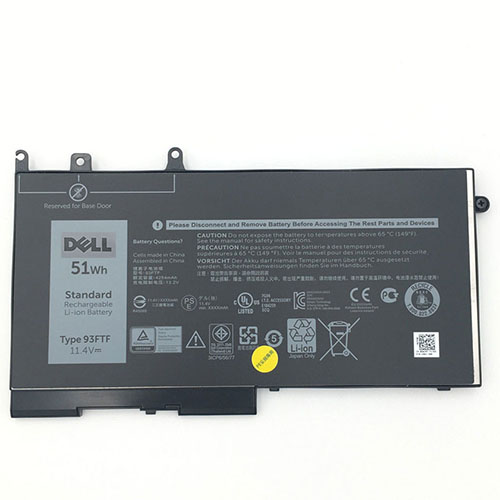 laptop battery for Dell 3DDDG