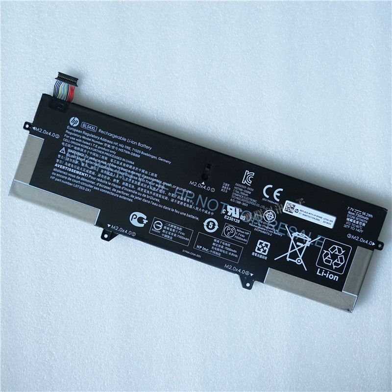 laptop battery for HP Bl04xl