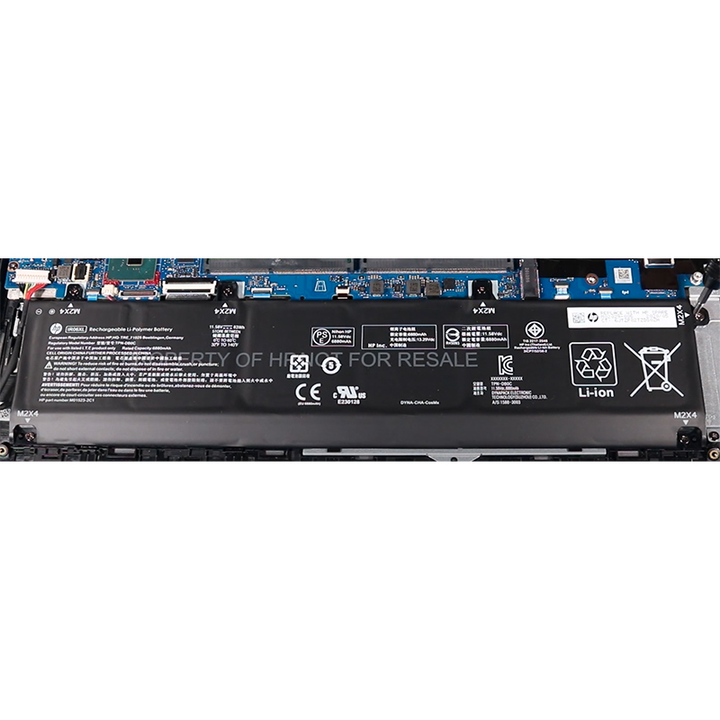 laptop battery for HP ZBook Power G7