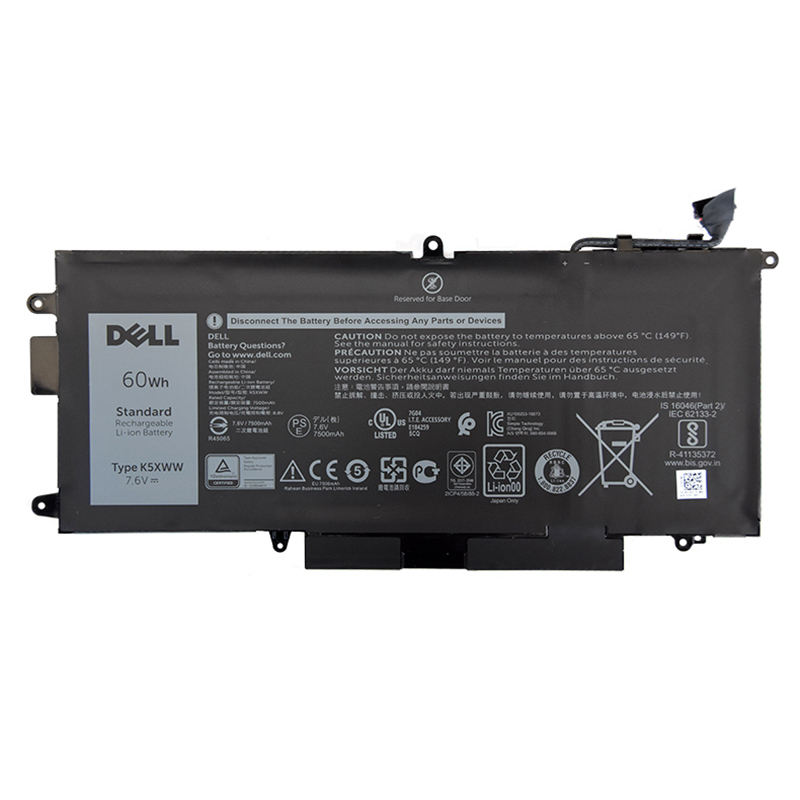 laptop battery for Dell Latitude 7390 2-IN-1