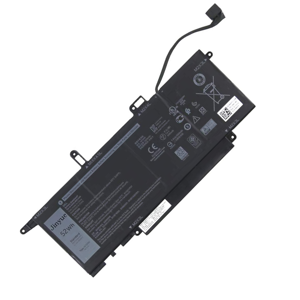 laptop battery for Dell Latitude 7410 2-en-1