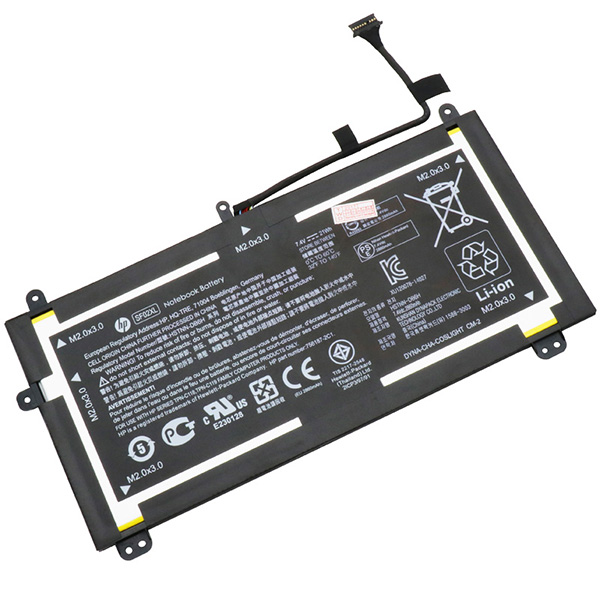 laptop battery for HP 756417-001