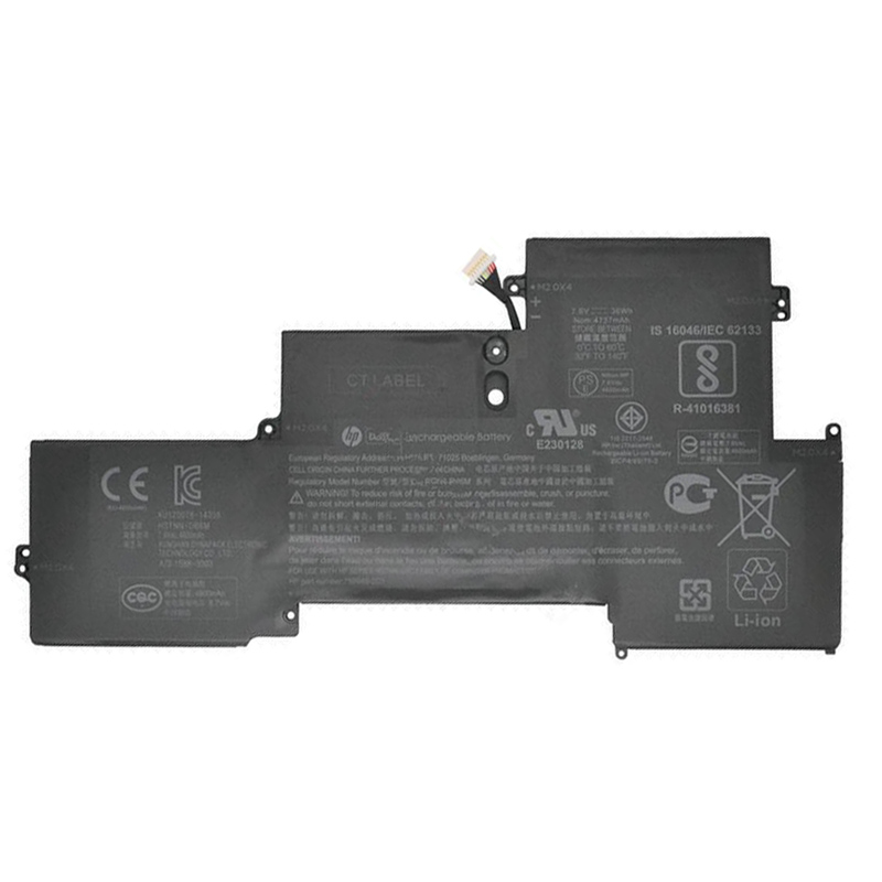 laptop battery for HP HSTNN-DB6M