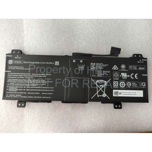 laptop battery for HP L75253-541